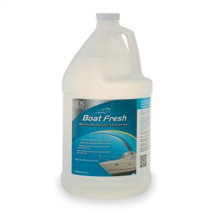 Advanced Odor Solutions: Boat Fresh Marine Deodorizer Concentrate