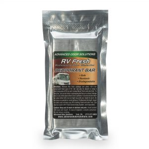Advanced Odor Solutions: RV Fresh deodorant bar