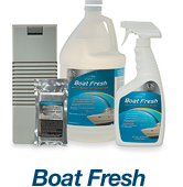 Advanced Odor Solutions Odor Removal Product: Boat Freash