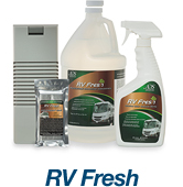 Advanced Odor Solutions Odor Removal Product: RV Freash
