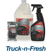 Advanced Odor Solutions Odor Removal Product: Truck-n-Freash